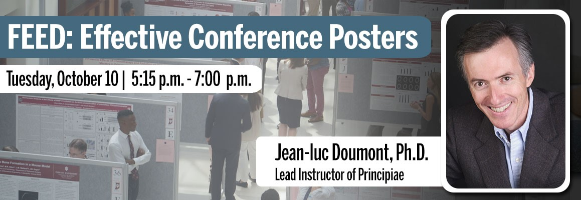 Effective Conference Posters